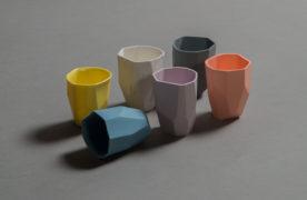 Cecile Charroy, designer céramiste qui pense avec ses mains