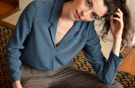 Maison Alfa, une mode éthique fraîche et androgyne